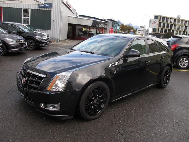 estate Cadillac CTS Wagon 3.6 AWD Sport Luxury Automatic