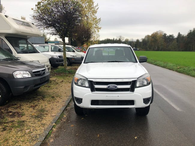 saloon Ford Ranger Limited 2.5 TDCi 4x4