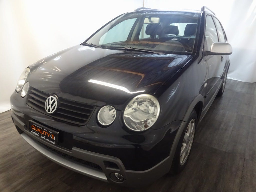 saloon VW Polo 1.9 TDI Comfortline