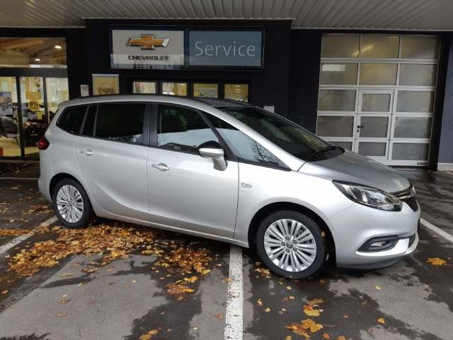 van Opel Zafira 1.4T/140 Enjoy