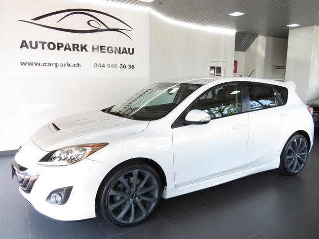 saloon Mazda 3 2.3 16V DISI Turbo MPS