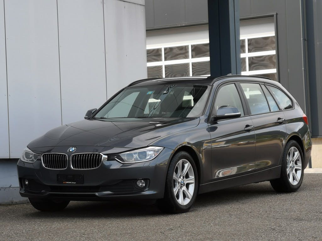 estate BMW 3er 320d Touring Steptronic