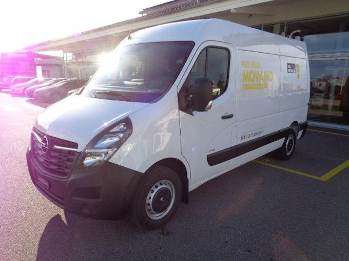 Opel Movano Kaw. 3.5 t L2 H2 2.3 TD 150 S/S 300 km 33'800 CHF - acquistare su carforyou.ch - 1