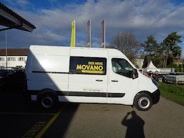 Opel Movano Kaw. 3.5 t L2 H2 2.3 TD 150 S/S 300 km 33'800 CHF - acquistare su carforyou.ch - 2