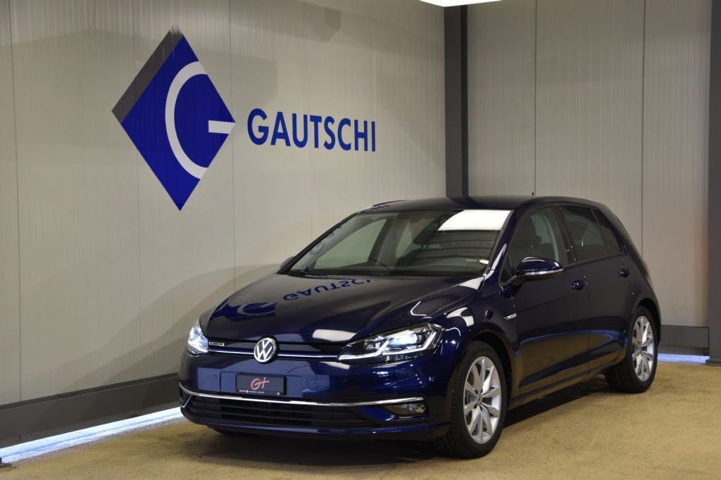 saloon VW Golf 1.5 TSI EVO Highline DSG