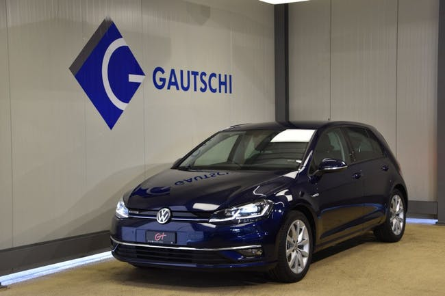 saloon VW Golf 1.5 TSI EVO Highline DSG