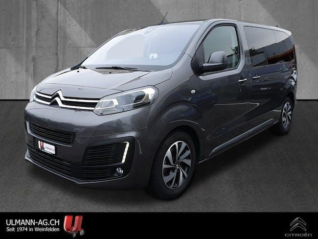 van Citroën Spacetourer 2.0 BlueHDi ShineM EAT