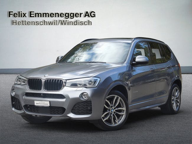 estate BMW X3 xDrive 20d