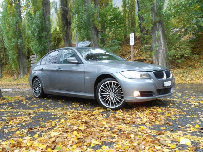 saloon BMW 3er 320d more4you