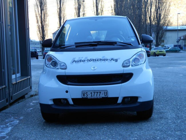 saloon Smart Fortwo pulse