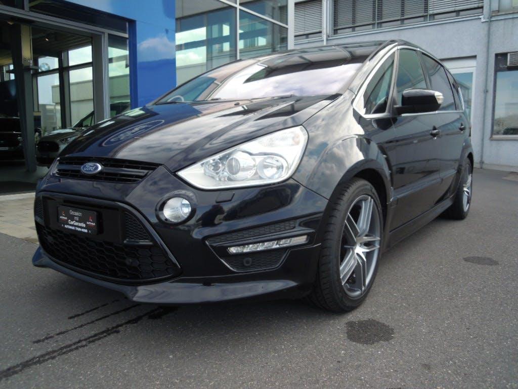 van Ford S-Max 2.0 EcoB SCTi Titanium S FPS