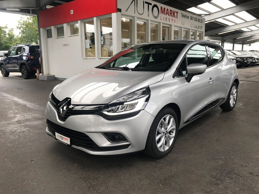 saloon Renault Clio 1.2 16V T Intens
