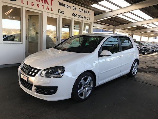 saloon VW Golf 1.4 TSI GT Sport