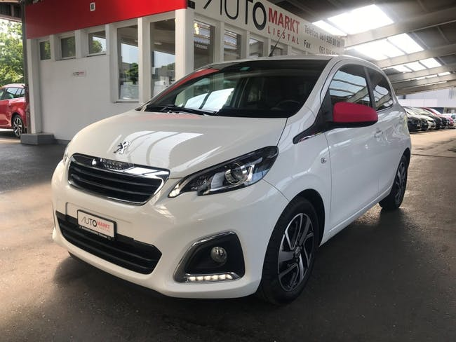 saloon Peugeot 108 1.2 Pure Tech Allure