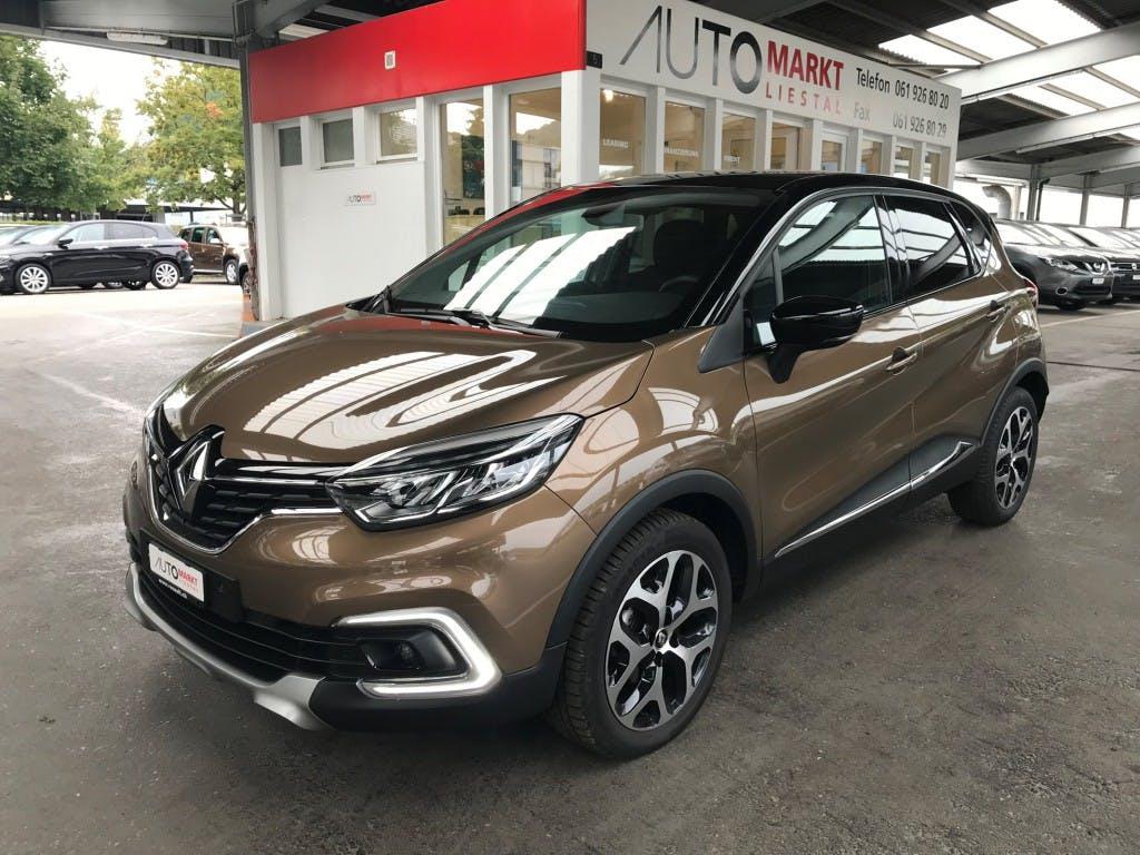 suv Renault Captur 1.2 T 16V Intens