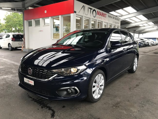 saloon Fiat Tipo 1.4TJet Lounge