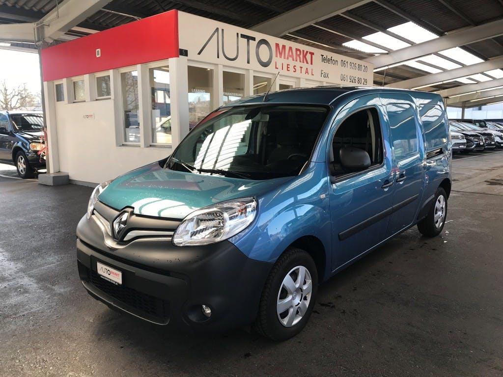 pickup Renault Kangoo Maxi dCi 110 Business 2 Plätze / 2 places