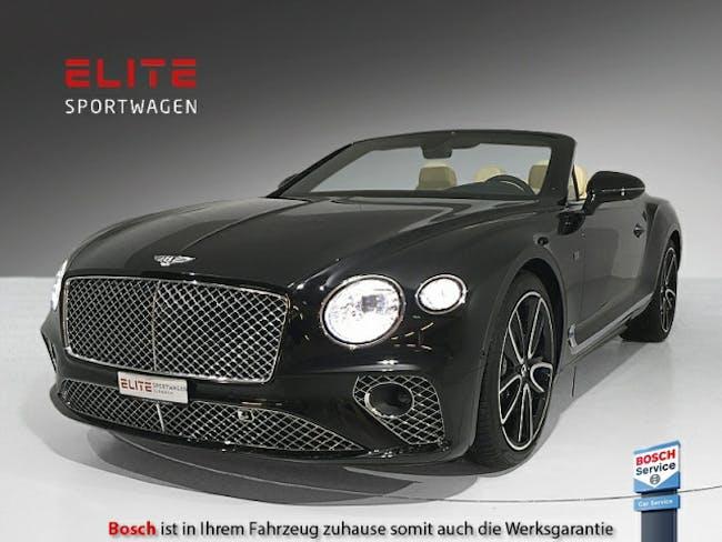 cabriolet Bentley Continental GTC 6.0 W12 First Edition Specificatio