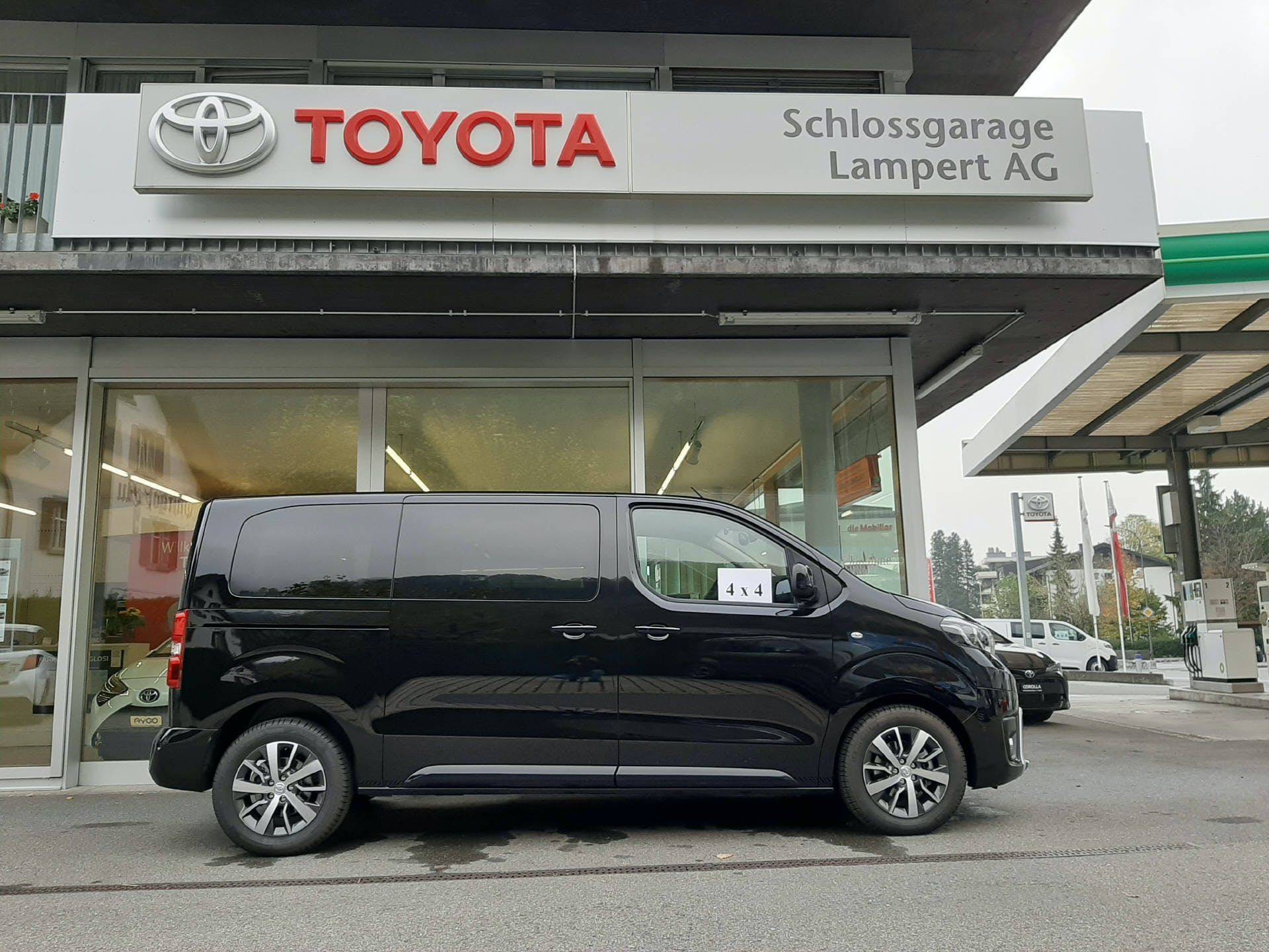 bus Toyota Proace Verso L1 2.0 D Trend 4x4