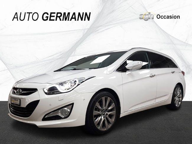 estate Hyundai i40 Wagon 1.7 CRDi 136 Premium