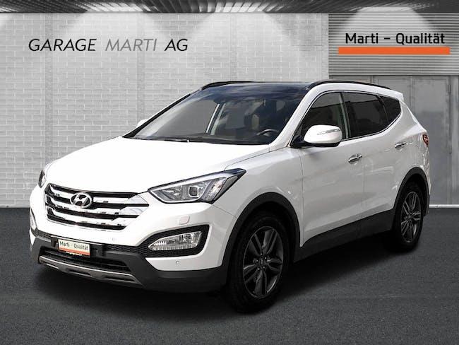 suv Hyundai Santa Fe 2.2 CRDi Go Plus