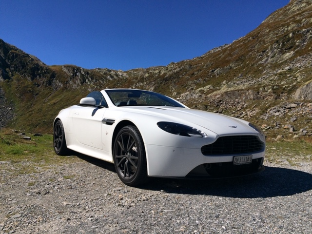 Gebraucht Cabriolet Aston Martin V8 V12 Vantage S V8 Vantage Roadster 4 7 N430 Sportshift 25000 Km Für 99900 Chf Kaufen Auf Carforyou Ch