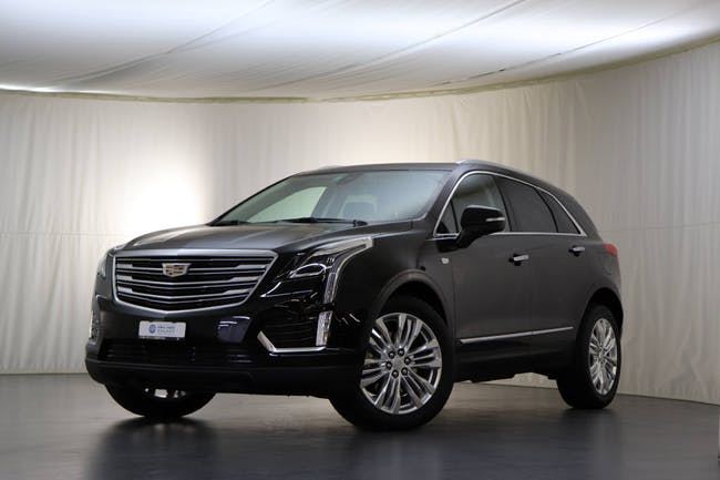 saloon Cadillac XT5 3.6 V6 Premium AWD