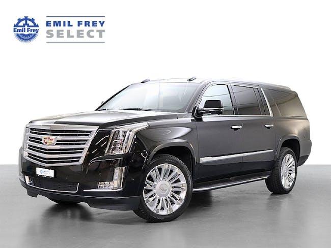 saloon Cadillac Escalade 6.2 V8 Platinum ESV