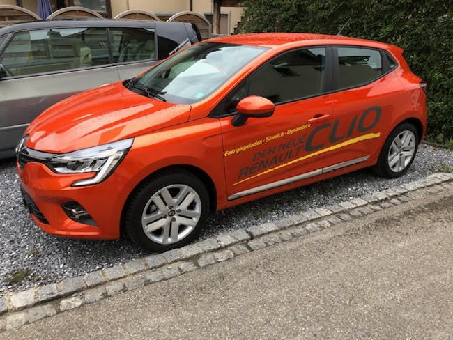 saloon Renault Clio 1.0 TCe Business