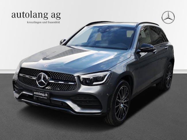 estate Mercedes-Benz GLC-Klasse GLC 220 d AMG Line 4Matic