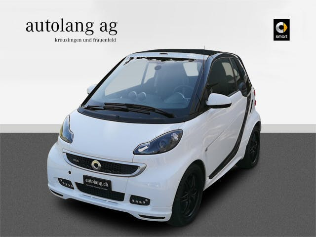 cabriolet Smart Fortwo ed Brabus excl. accu