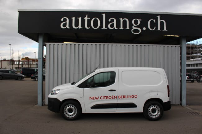 saloon Citroën Berlingo 1.6HDi s/s Cl. L
