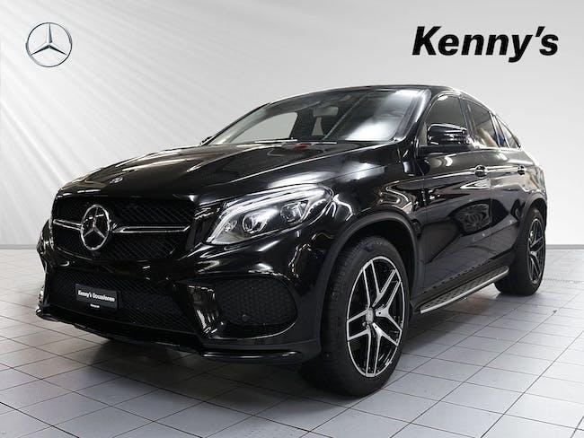 suv Mercedes-Benz GLE-Klasse GLE 350 d 4Matic Coupé