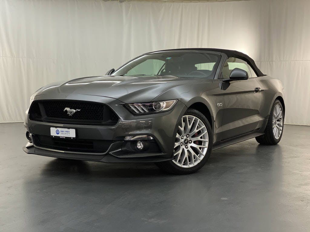 van Ford Mustang 5.0 V8 GT