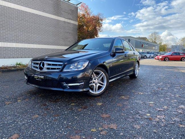 saloon Mercedes-Benz C-Klasse C 180 BlueEfficiency Avantgarde 7G-Tronic