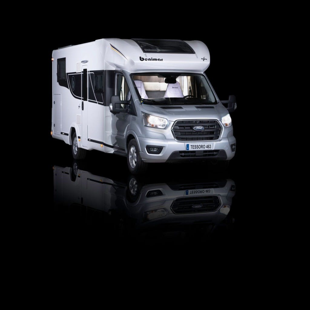 bus Ford Transit Custom TRANSIT Tessoro 463 MY20 170 PS automat