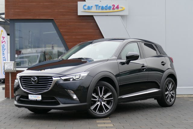 estate Mazda CX-3 G 120 Revolution