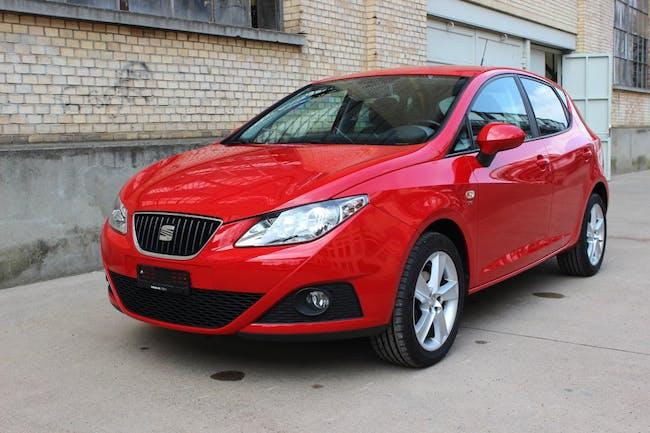 saloon SEAT Ibiza 1.2 TSI Sport