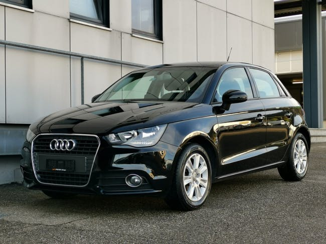 saloon Audi A1 Sportback 1.2 TFSI Attraction
