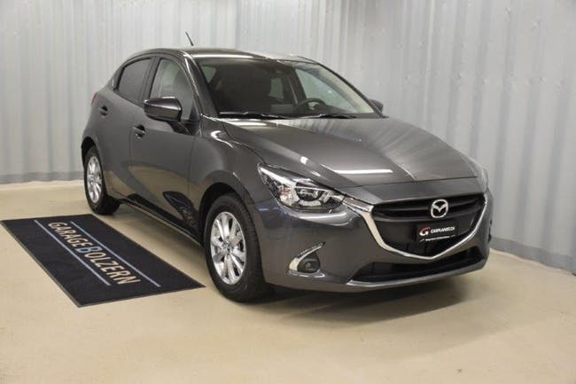 saloon Mazda 2 1.5 90 Ambition Plus