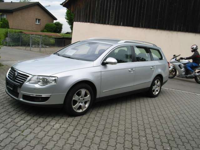 estate VW Passat Variant 2.0 TDI DPF 170 Highline