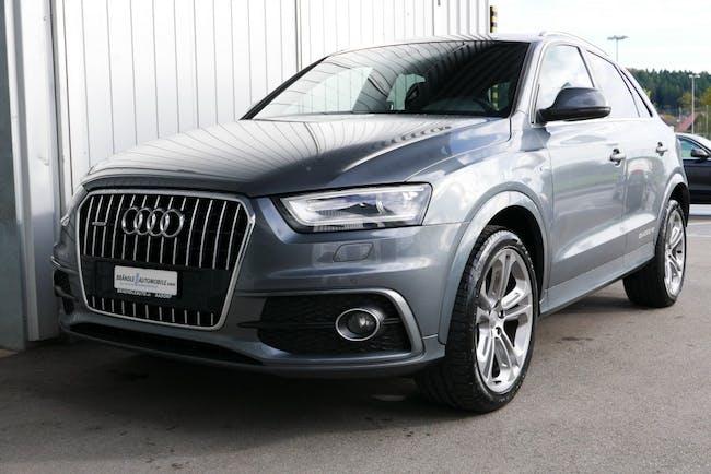 suv Audi Q3 2.0 TFSI quat. 2x S-Line