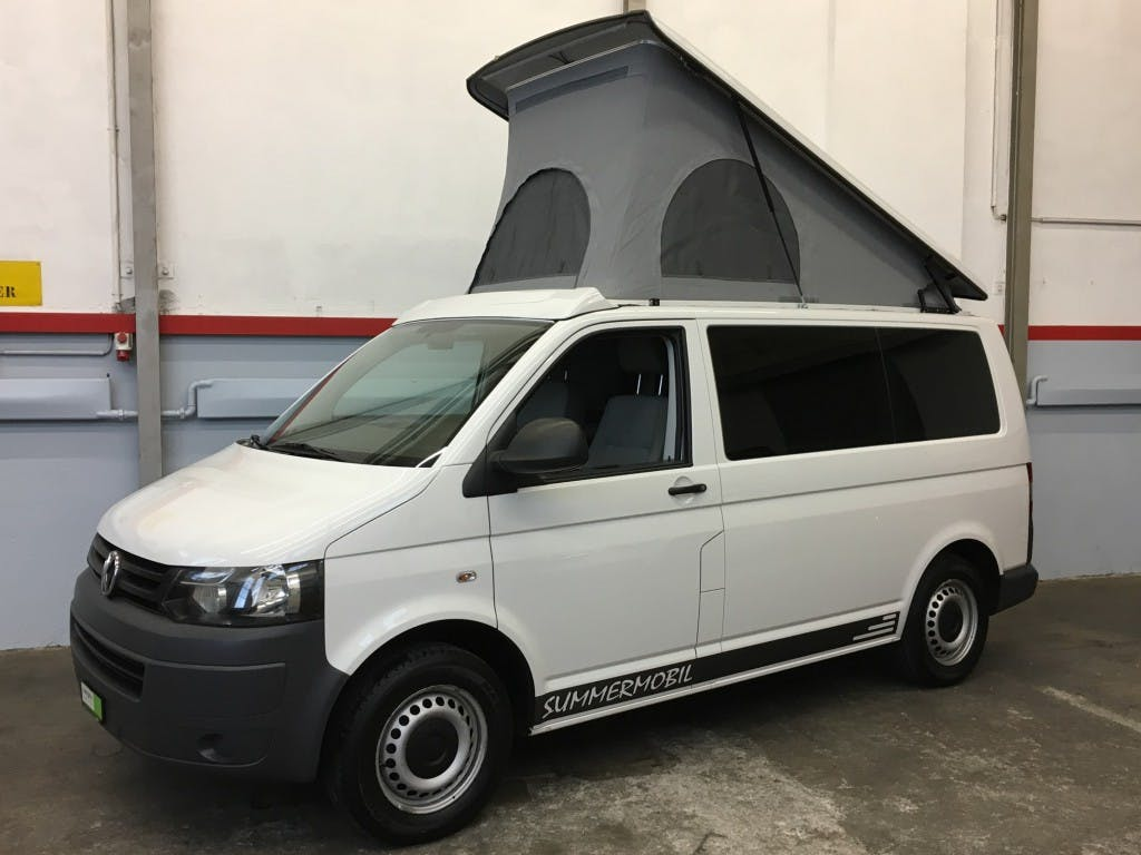 bus VW T5 Camper 140 Ps 4motion 4x4 (Summermobil)