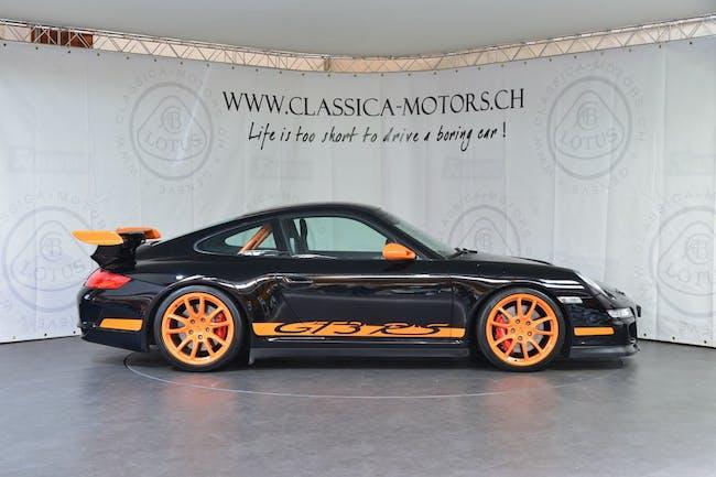 coupe Porsche 911 GT3 RS