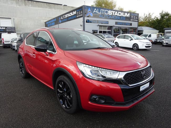 saloon DS Automobiles DS4 Crossback 1.6 THP Terre Rouge Automatic