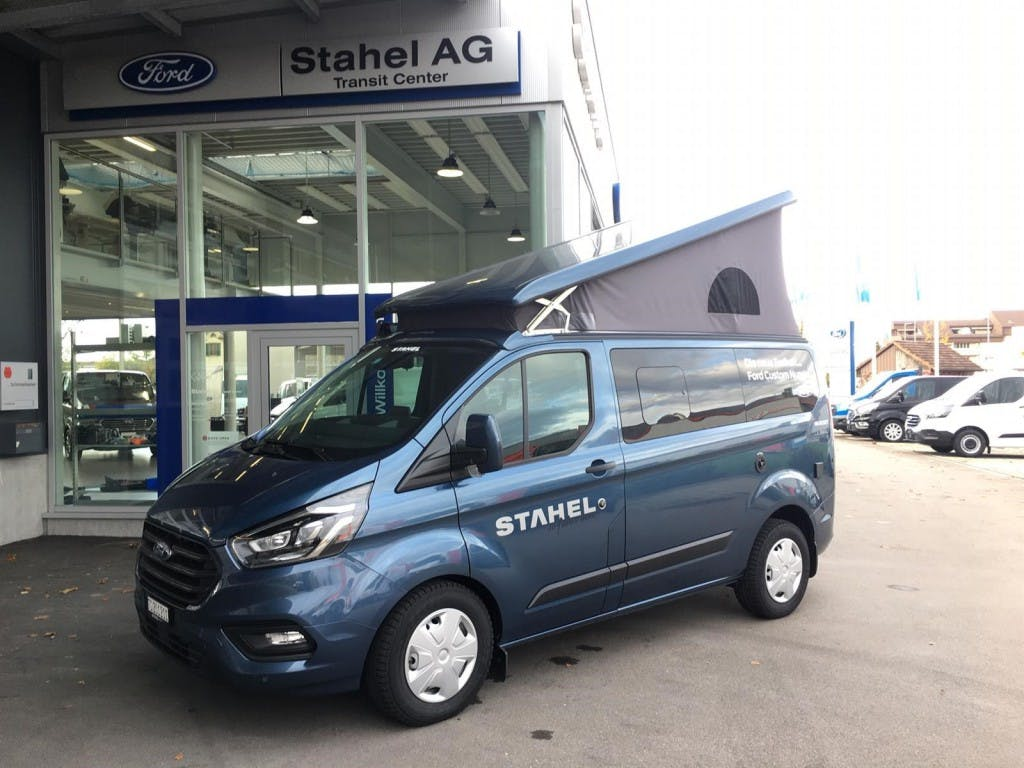 bus Ford Transit Custom Nugget 320 L1 2.0 TDCi 170 Trend