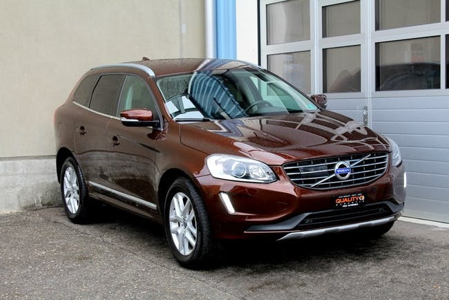 suv Volvo XC60 D4 AWD Executive Geartronic