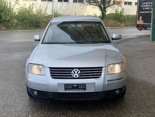 saloon VW Passat 2.8 V6 4Motion Comfortline