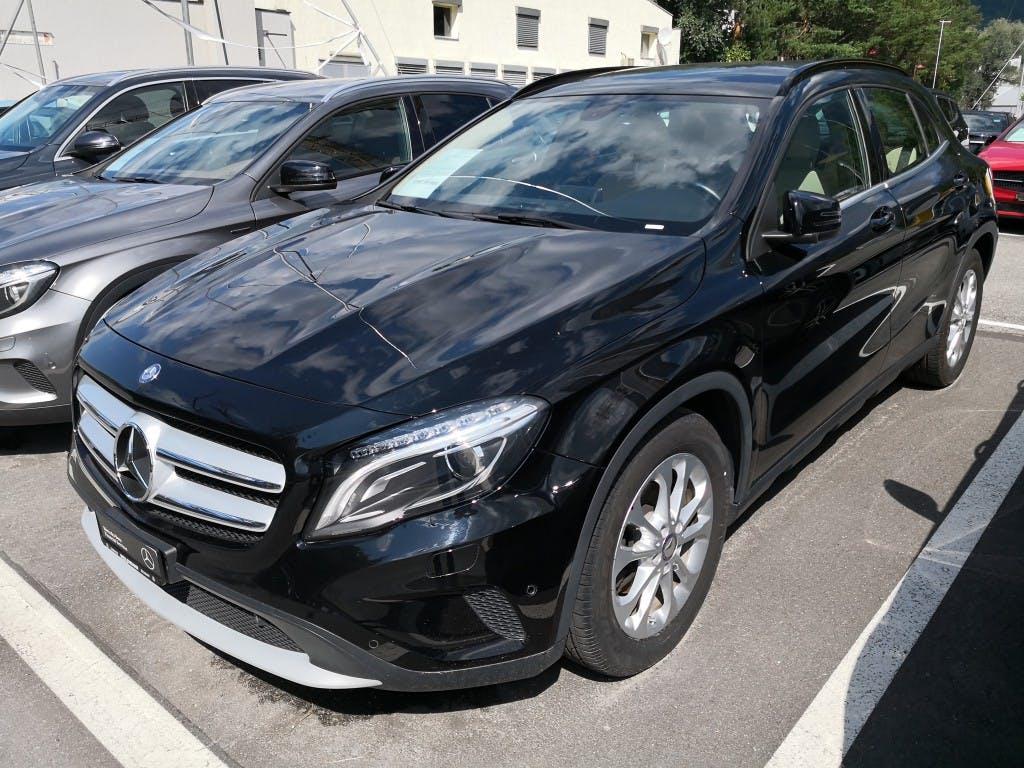 suv Mercedes-Benz GLA-Klasse GLA 200 CDI Style 4Matic 7G-DCT