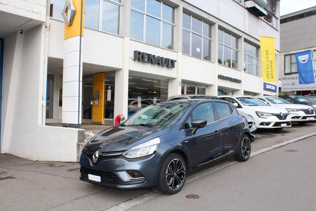 saloon Renault Clio 1.2 16V T Swiss Edition